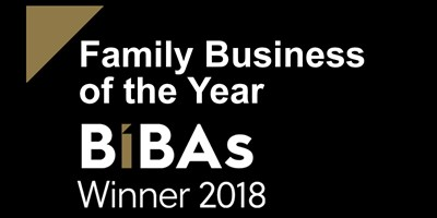 Family Business of the Year 2018 BIBAS First Trace Snug Underfloor Heating