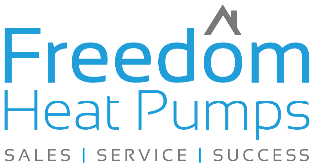 Freedom heat pumps Logo
