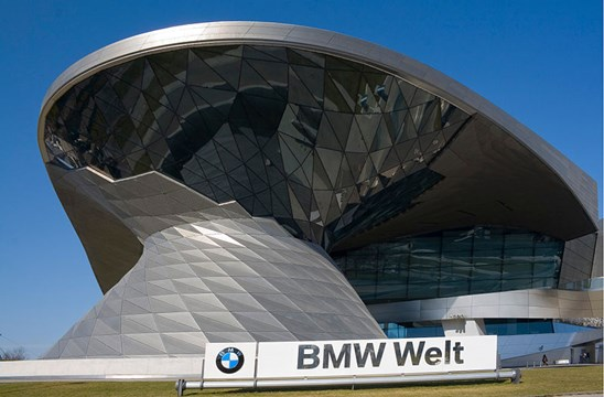 BMW Welt, Munich, Germany - Diego Delso