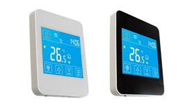 First Trace Heating touch screen controllers