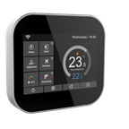 Snug Touch Screen Thermostat Control T-B